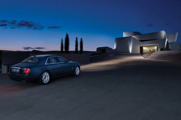 Read about the Autos.ca Buyer's Guide: 2012 Rolls-Royce Ghost