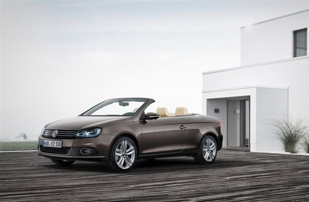 Read about the Autos.ca Buyer's Guide: 2012 Volkswagen Eos