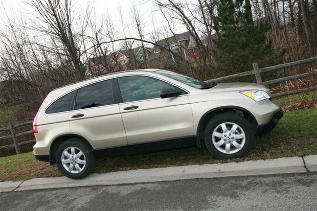 Read about the Autos.ca Day-by-Day Review: 2007 Honda CR-V EX