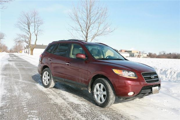 Read about the Autos.ca Day-by-Day Review: 2007 Hyundai Santa Fe GLS