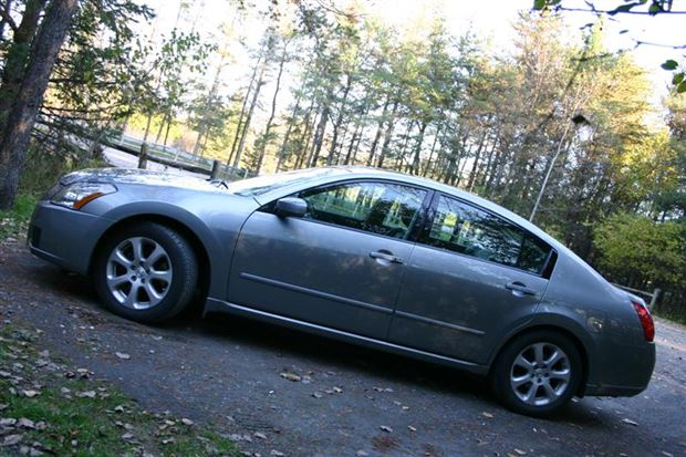Read about the Autos.ca Day-by-Day Review: 2007 Nissan Maxima 3.5SL