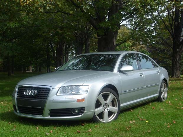 Read about the Autos.ca Buyer's Guide: 2006 Audi A8