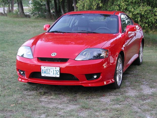 Read about the Autos.ca Buyer's Guide: 2006 Hyundai Tiburon