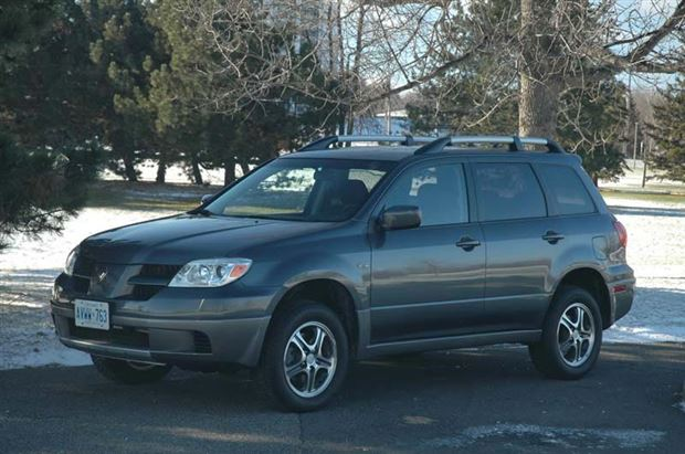 Read about the Autos.ca Buyer's Guide: 2006 Mitsubishi Outlander