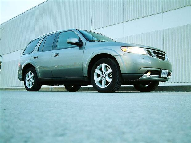 Read about the Autos.ca Buyer's Guide: 2006 Saab 9-7X