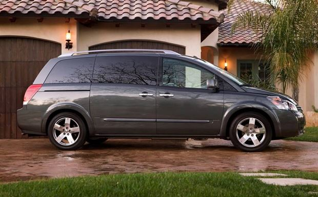 Read about the Autos.ca 2007 Minivan Challenge: 2008 Nissan Quest, Week One