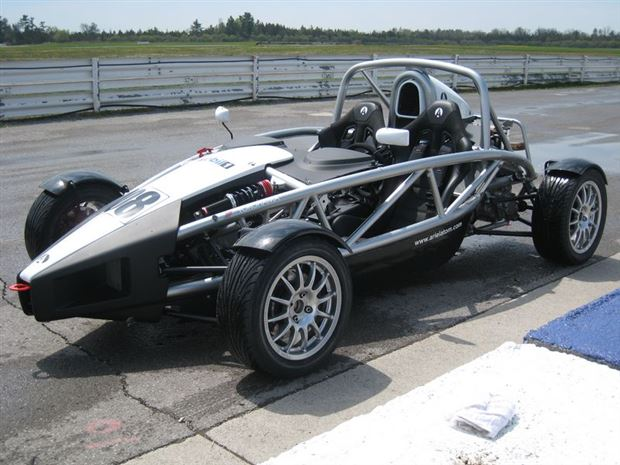 Read about the Autos.ca The Ariel Atom Experience