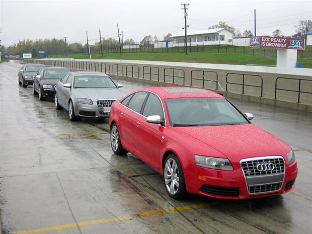 Read about the Autos.ca Preview: 2007 Audi S6 and S8