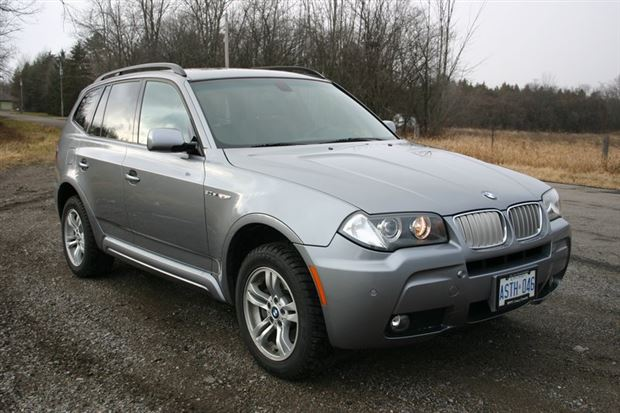 Read about the Autos.ca Test Drive: 2007 BMW X3 3.0si