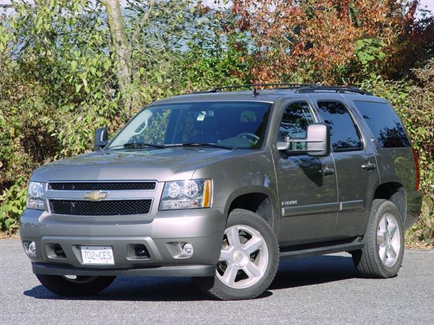Read about the Autos.ca Test Drive: 2007 Chevrolet Tahoe LT 4WD