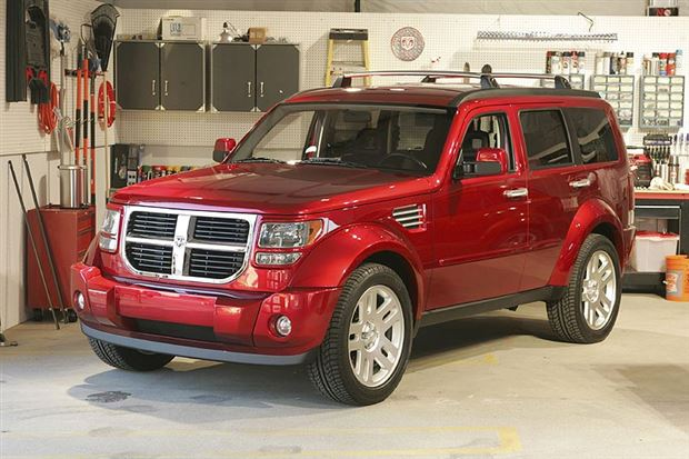 Read about the Autos.ca Buyer's Guide: 2007 Dodge Nitro