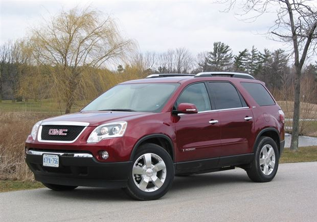 Read about the Autos.ca First Drive: 2007 GMC Acadia SLT AWD