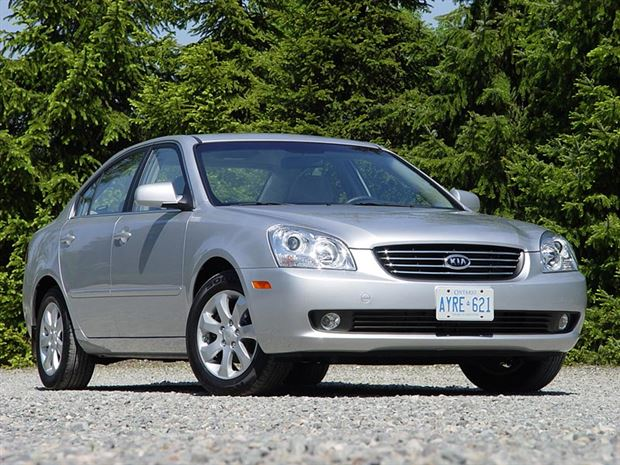 Read about the Autos.ca First Drive: 2007 Kia Magentis