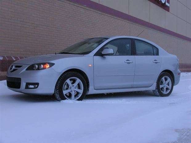 Read about the Autos.ca Test Drive: 2007 Mazda3 GT Sedan