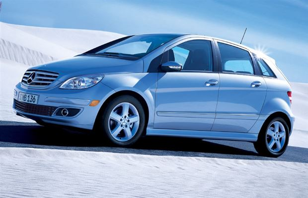 Read about the Autos.ca Test Drive: 2007 Mercedes-Benz B200T