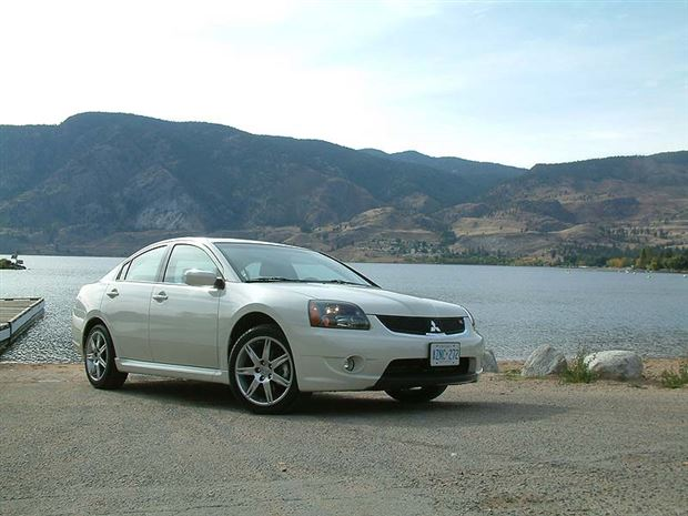 Read about the Autos.ca Buyer's Guide: 2007 Mitsubishi Galant