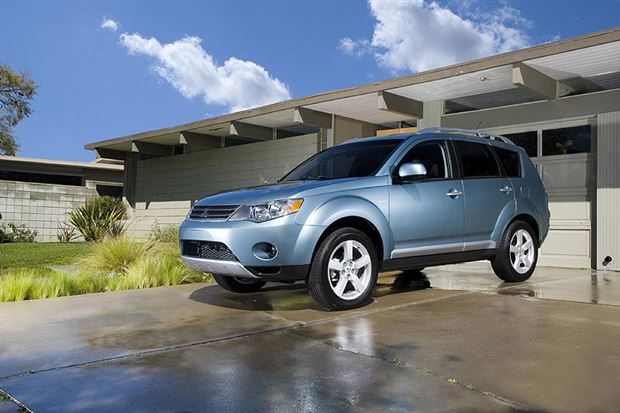 Read about the Autos.ca Used Vehicle Review: Mitsubishi Outlander, 2007-2013