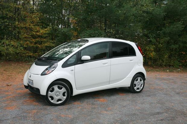 Read about the Autos.ca CTC Review: Mitsubishi iCar