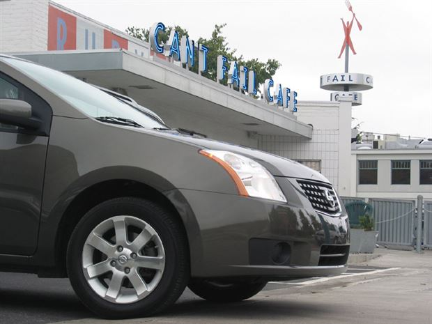 Read about the Autos.ca Buyer's Guide: 2007 Nissan Sentra