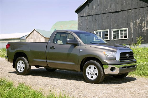 Read about the Autos.ca First Drive: 2007 Toyota Tundra