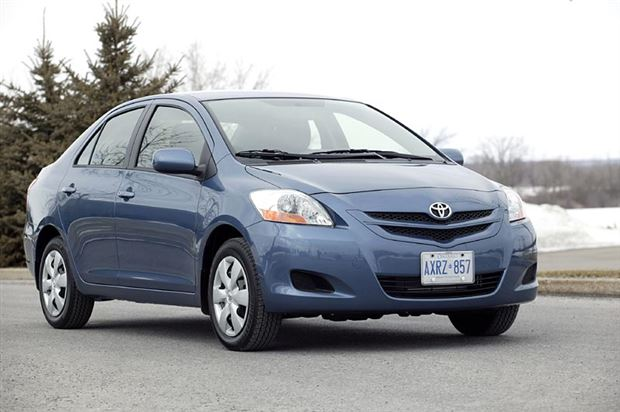 Read about the Autos.ca First Drive: 2007 Toyota Yaris sedan
