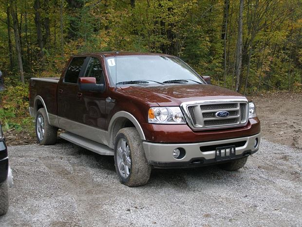 Read about the Autos.ca 2007 Ford F-150 Lariat 4×4 King Ranch
