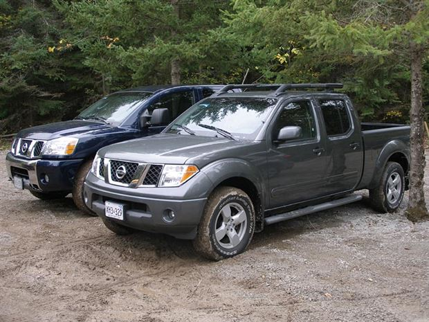 Read about the Autos.ca Buyer's Guide: 2007 Nissan Frontier