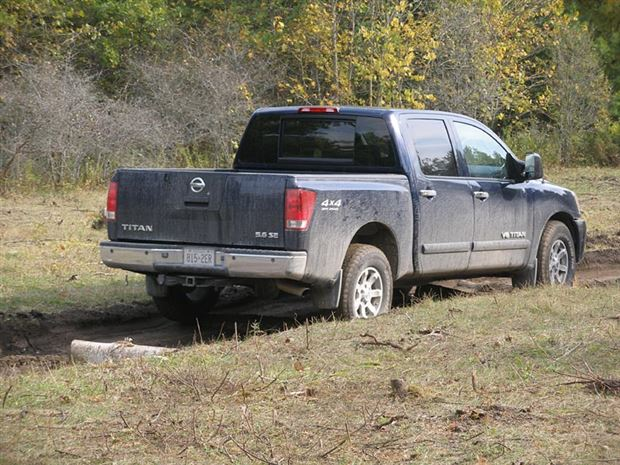 Read about the Autos.ca 2007 Nissan Titan Crew Cab