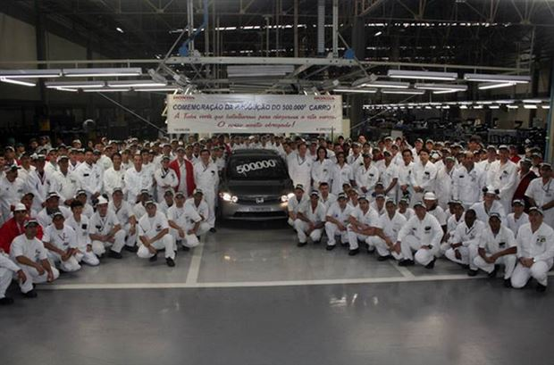 Read about the Autos.ca Honda reaches 500,000-unit mark in Brazil