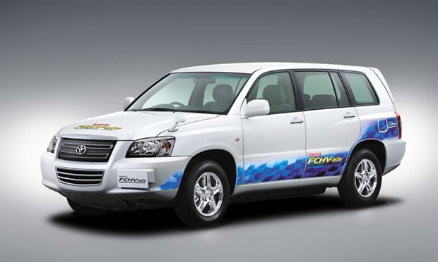 Read about the Autos.ca Toyota develops new fuel cell with improved range