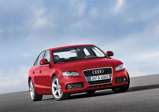 Read about the Autos.ca Buyer's Guide: 2008 Audi A4