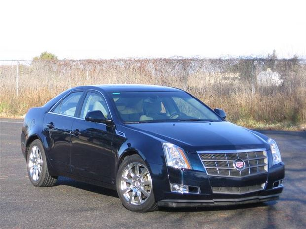 Read about the Autos.ca Test Drive: 2008 Cadillac CTS 3.6