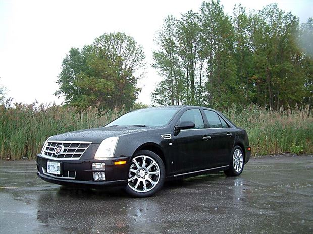 Read about the Autos.ca Buyer's Guide: 2008 Cadillac STS