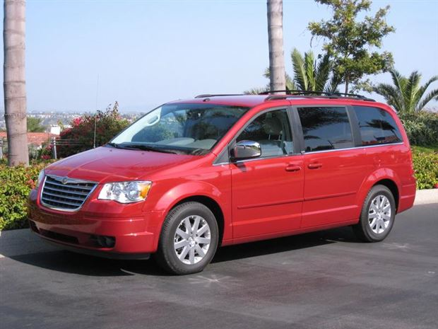 Read about the Autos.ca First Drive: 2008 Chrysler minivans