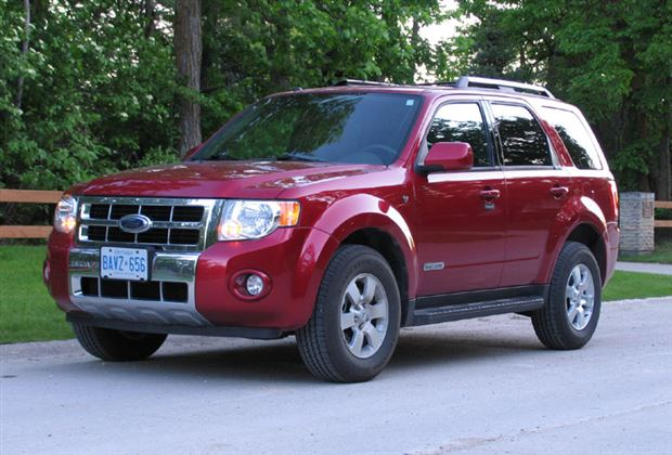 Read about the Autos.ca Test Drive: 2008 Ford Escape Limited