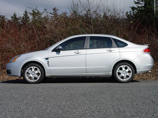Read about the Autos.ca Second Opinion: 2008 Ford Focus SES sedan
