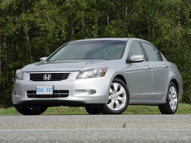 Test Drive 2008 Honda Accord Ex L V6 Sedan Autos Ca