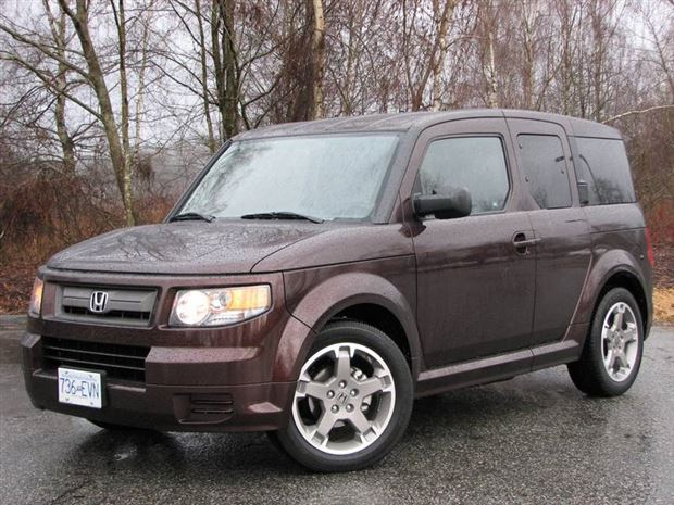 Buyer S Guide 2008 Honda Element Autos Ca