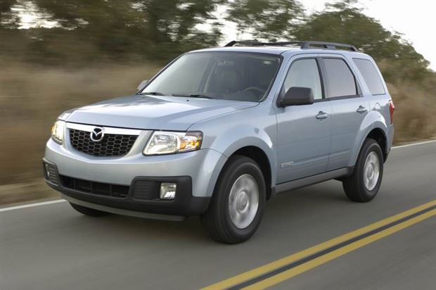 Read about the Autos.ca Test Drive: 2008 Mazda Tribute GT V6 AWD