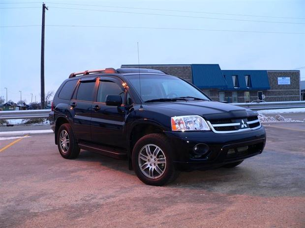 Read about the Autos.ca Inside Story: 2008 Mitsubishi Endeavor