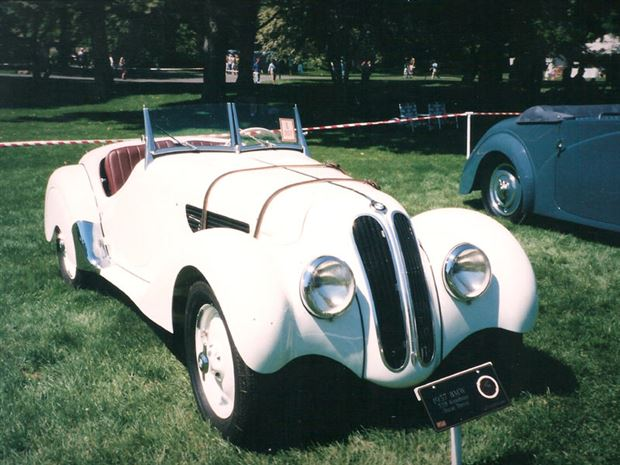 Read about the Autos.ca Motoring Memories: BMW 328, 1936-1939