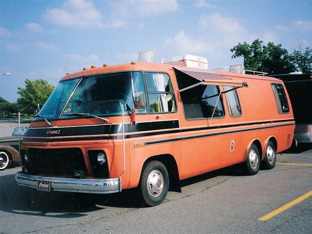 Read about the Autos.ca Motoring Memories: GMC Motorhome, 1973-1978