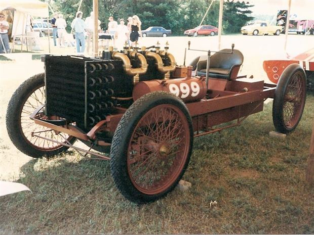 Read about the Autos.ca Motoring Memories: Henry Ford's Racing Cars