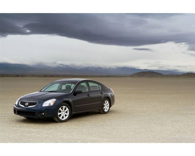 Read about the Autos.ca Buyer's Guide: 2008 Nissan Maxima
