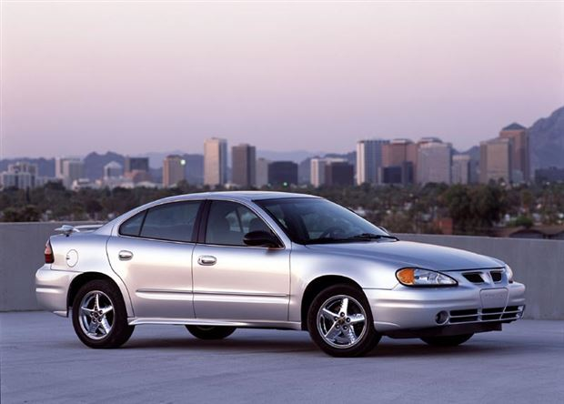 Read about the Autos.ca Used Vehicle Review: Pontiac Grand Am, 1999-2004