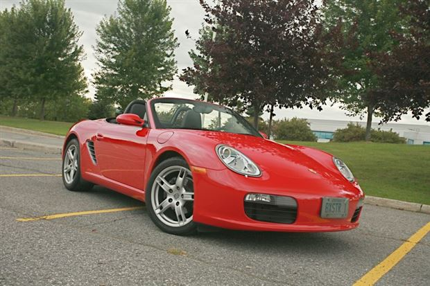 Read about the Autos.ca Day-by-Day Review: 2008 Porsche Boxster & Boxster S