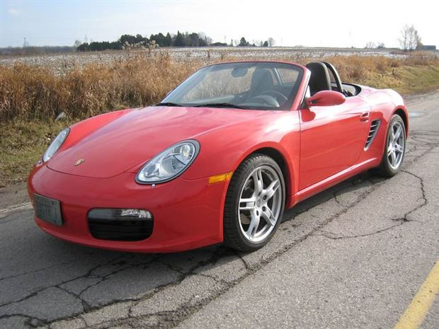 Read about the Autos.ca Used Vehicle Review: Porsche Boxster, 2005-2011