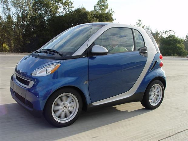 Read about the Autos.ca Feature: Smart's smart design