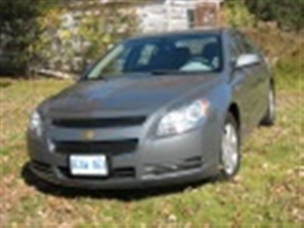 Read about the Autos.ca Test Drive: 2008 Chevrolet Malibu Hybrid