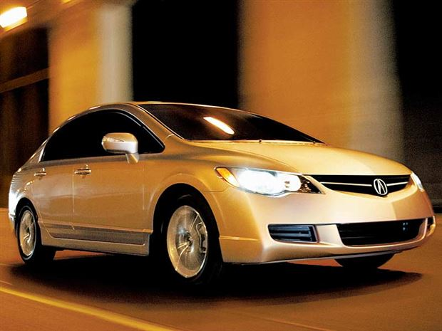 Read about the Autos.ca Buyer's Guide: 2009 Acura CSX